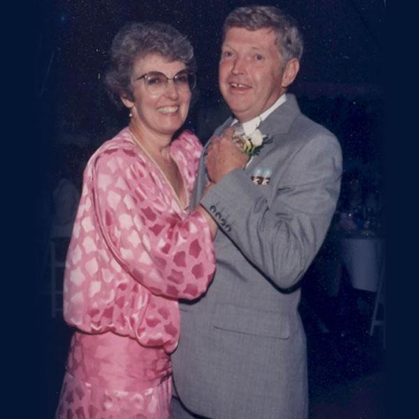 Founders Bob and Joan Winfield