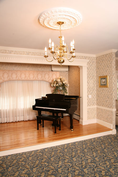 Anderson Winfield Funeral Home - Interior